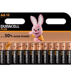 Duracell Plus(Power) AA - 12er Pack Batterien