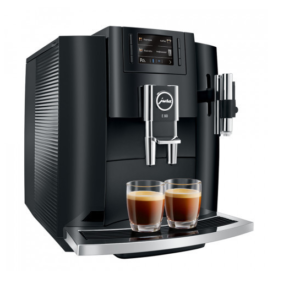 Jura Kaffeevollautomat E80 Pianoblack