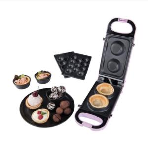Trisa Snack Maker Retro Line Rosa AA32910