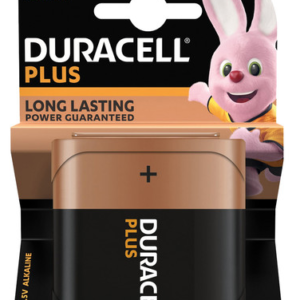 Duracell Plus (Power) 4,5V AA10287