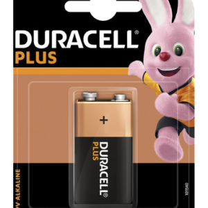 Duracell Plus (Power) 9V AA22287