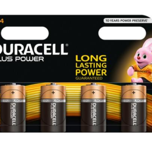 Duracell Plus (Power) C AA10293