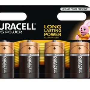 Duracell Plus (Power) D AA10295
